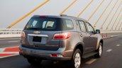 2015 Chevrolet Trailblazer rear three quarter