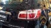 2015 Chevrolet Trailblazer taillight