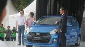 2015 Daihatsu Sirion launched Indonesia