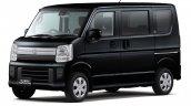 2015 Suzuki Every Wagon JP Turbo front three quarter Japan