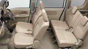 2015 Suzuki Every Wagon interior Japan