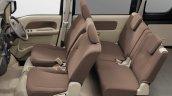 2015 Suzuki Every Wagon interior seating Japan