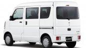 2015 Suzuki Every rear three quarter Japan