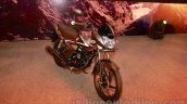 2015 Honda CB Shine DX front three quarters