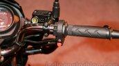 2015 Honda CB Shine DX handlebar