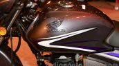 2015 Honda CB Shine DX tank graphics
