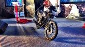 2015 Honda CB Shine front three quarters live image