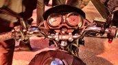 2015 Honda CB Shine instrument cluster live image
