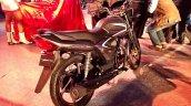 2015 Honda CB Shine rear three quarters live image