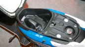 2015 Honda Dio storage compartment