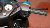 2015 Honda Dio throttle