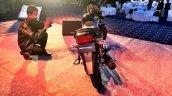 2015 Honda Dream Yuga rear live image