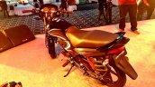 2015 Honda Dream Yuga rear three quarters live image