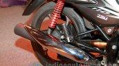 2015 Honda Dream Yuga tailpipe
