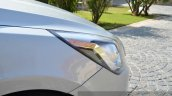 2015 Hyundai Verna diese facelift headlight design