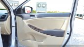 2015 Hyundai Verna diesel facelift door trim