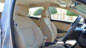 2015 Hyundai Verna diesel facelift front seats