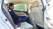 2015 Hyundai Verna petrol facelift rear legroom