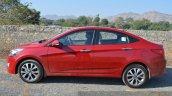 2015 Hyundai Verna petrol facelift side
