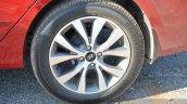 2015 Hyundai Verna petrol facelift wheel