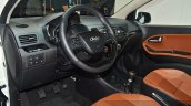 2015 Kia Picanto interior(front) at 2015 Geneva Motor Show