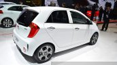 2015 Kia Picanto rear three quarter(2) view at 2015 Geneva Motor Show