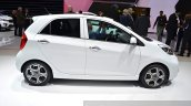 2015 Kia Picanto side view at 2015 Geneva Motor Show
