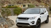 2015 Land Rover Discovery Sport Launch Edition front three quarter