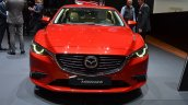 2015 Mazda 6 front view at 2015 Geneva Motor Show