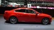 2015 Mazda 6 side view at 2015 Geneva Motor Show