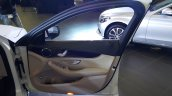 2015 Mercedes C Class Diesel launch driver door