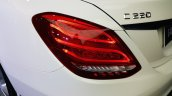 2015 Mercedes C Class Diesel launch tail lamp