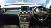2015 Mercedes C Class petrol CKD dashboard