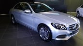 2015 Mercedes C Class petrol CKD front three quarter
