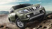 2015 Mitsubishi L200 press shot