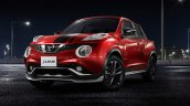2015 Nissan Juke Revolt front three quarter red Indonesia