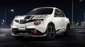 2015 Nissan Juke Revolt front three quarter white Indonesia