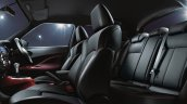 2015 Nissan Juke interior seating Indonesia
