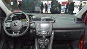 2015 Renault Kadjar dashboard at 2015 Geneva Motor Show