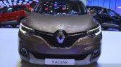 2015 Renault Kadjar front view at 2015 Geneva Motor Show