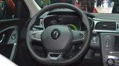 2015 Renault Kadjar steering at 2015 Geneva Motor Show