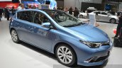 2015 Toyota Auris front three quarter(2) view at the 2015 Geneva Motor Show
