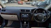 2015 VW Jetta TDI DSG facelift interior Review