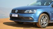 2015 VW Jetta TDI facelift bumper front Review