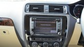 2015 VW Jetta TDI facelift center console Review