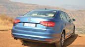 2015 VW Jetta TDI facelift rear end Review