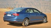 2015 VW Jetta TDI facelift rear quarter Review