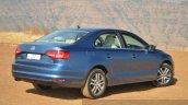 2015 VW Jetta TDI facelift rear quarter Review