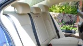 2015 VW Jetta TDI facelift rear seats Review