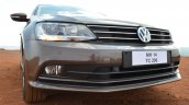 2015 VW Jetta TSI facelift front fascia Review
